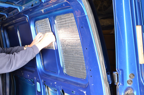 Project Volkswagen T5 Sound Proofing And Insulation