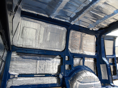 Project Volkswagen T5 Sound Proofing And Insulation Sound Deadening Shop