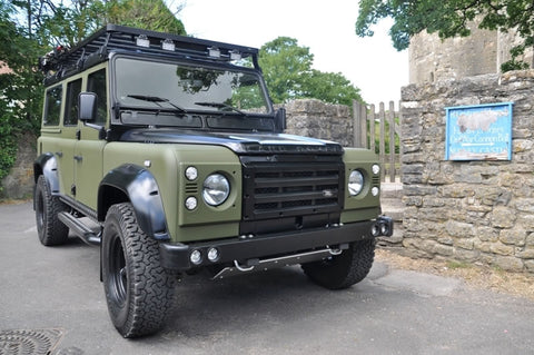 Project Land Rover - Sound Deadening and Sound Proofing a noisy Land