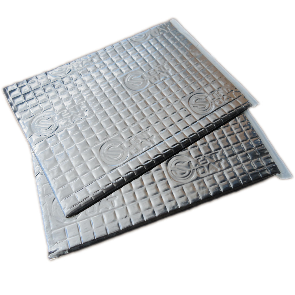 Silent Coat Extra 4mm Mat Bulk Pack