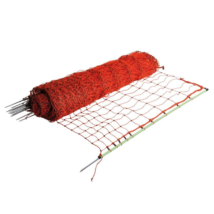 Poultry netting, single pin, 112cm, 50m