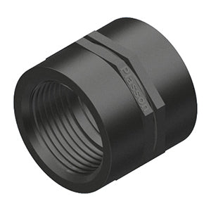 Plasson BSP Threaded Fittings - Threaded Socket