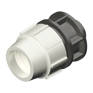 Plasson Mechanical Compression Fittings - Male Adaptor Coupler