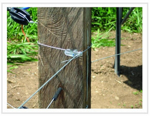 10no T Clip 2 Gripple - Stock Fencing for Agricultural and Equestrian