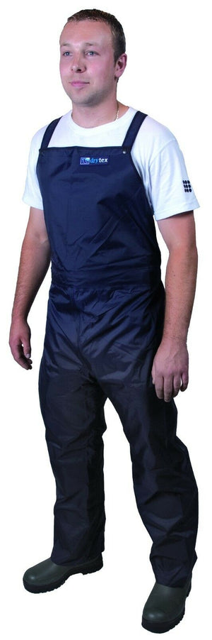 Drytex Bib and Brace - Small Medium Large and XL - High Quality Waterproof CL26