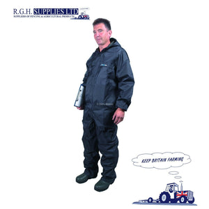 Drytex Boilersuit - Large - High Quality Very Waterproof CL27 Strong Clothing