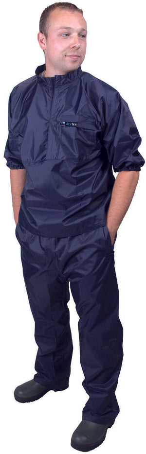 Dairy Spares, Drytex Blue Long Sleeved Parlour Jacket CL22 - Dairy - Milking
