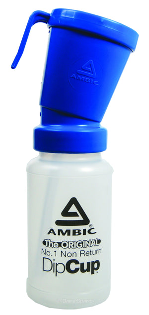 Ambic Non Return Dip Cup - Blue