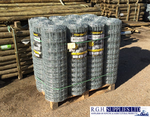 Tornado Wire 50M Roll of HT12/107/8 High Tensile Equine Horse Netting Fencing