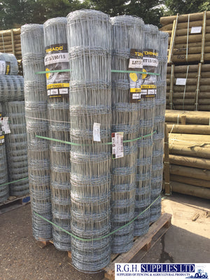 Tornado Wire 100M Roll of LHT13/190/15 Light High Tensile Deer Netting Fencing