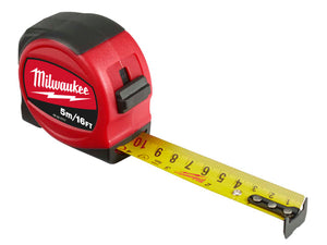 Milwaukee Slimline Tape 5m