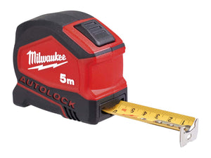 Milwaukee Autolock Tape 5m