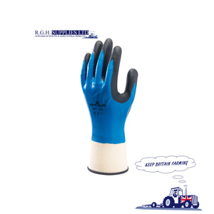 Showa 377 Nitrile Foam Gloves