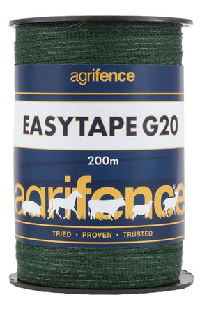 Easytape G40 Green Polytape 40mm x 200m