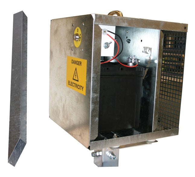 Electrifiable Security Box