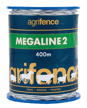 Megaline 2  Superior Polywire x 250m