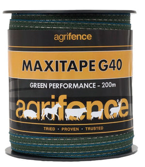 Maxitape G40 Green Performance Tape 40mm x 200m