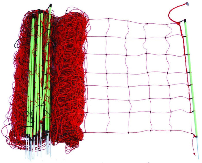Sheep Net 90cm x 50m - Orange