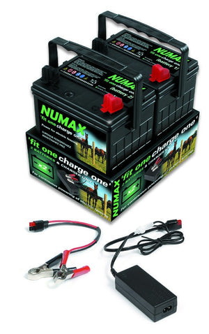 Fit One Charge One 12v  Battery Kit