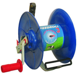 Speedroll Geared Hand Reel 3:1