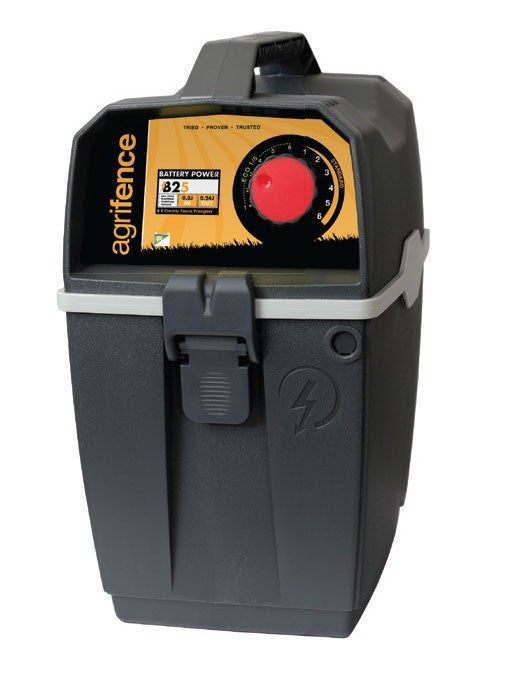 Secur B25 Electric Fence Energiser 9v Battery Powered