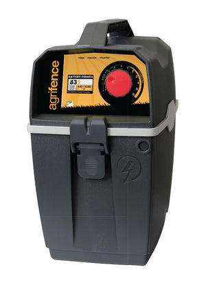 Secur B35 Electric Fence Energiser 9v Battery Powered
