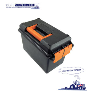 Stock-Ade Staple Case for Carrying Staples for St400 or St400i HDPE Tough Box