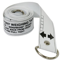 100612 Showman Horse and pony height and weighing tape