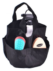 68-8128 Nylon Grooming Tote with Mesh Bottom