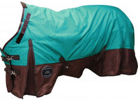 75206  The Waterproof and Breathable Perfect Fit 1200 Denier Turnout Blanket