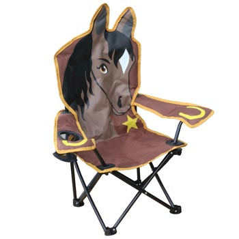 KIDS CHAIR HORSE SHAPED CMP0271