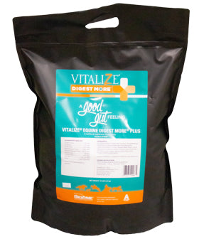 VITALIZE EQUINE DIGEST MORE PLUS - 10 LB. BAG