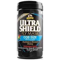 3380-C Absorbine Cob Size Ultra Shield Fly Mask With Ears