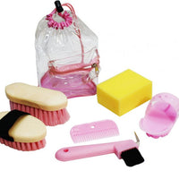 24002 Showman kid's size 6pc grooming ki