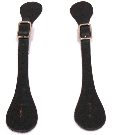 SS1275 - Leather Spur Strap Dark Brown