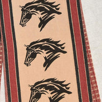GG344RD Horse Head Kitchen Towel