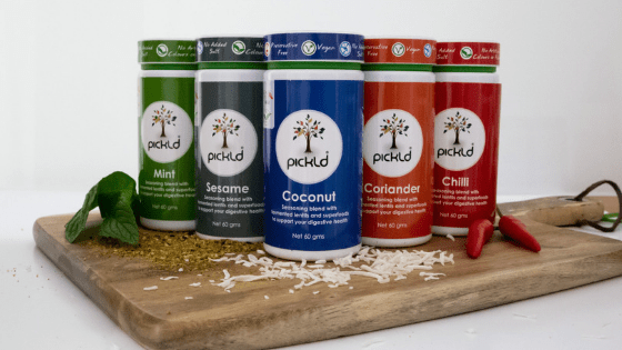 What can PICKLD's Vegan Seasoning Blends do for you?