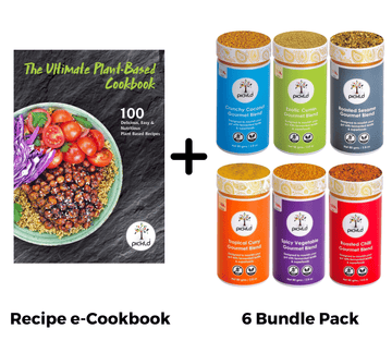 6 BUNDLE PACK & RECIPE COOKBOOK - Pickld