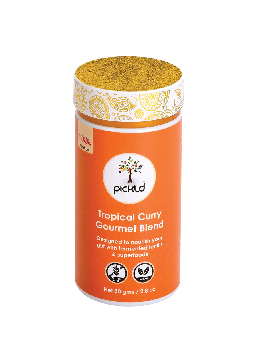 Tropical Curry Spice Mix - Pickld