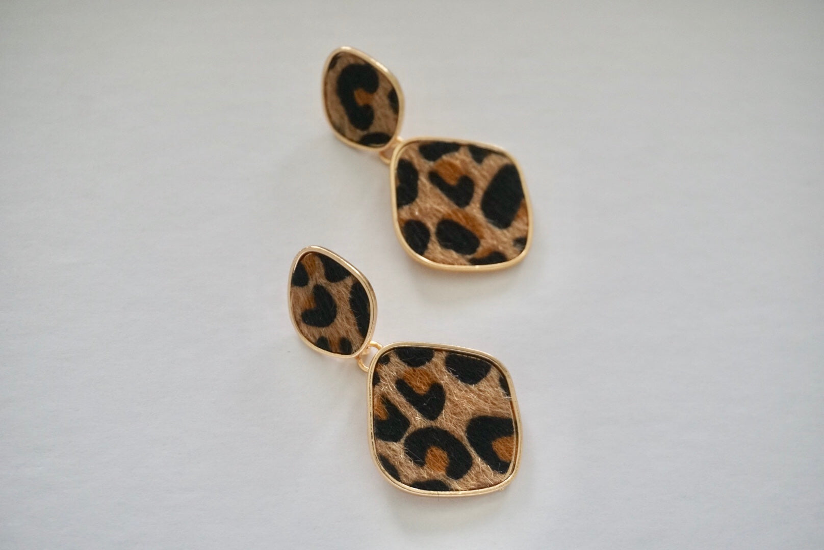 Deep in the Jungle Earrings