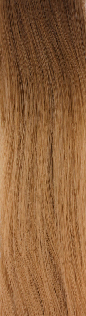 Color #B4/12 Vanity Hair Tape-In Extensions