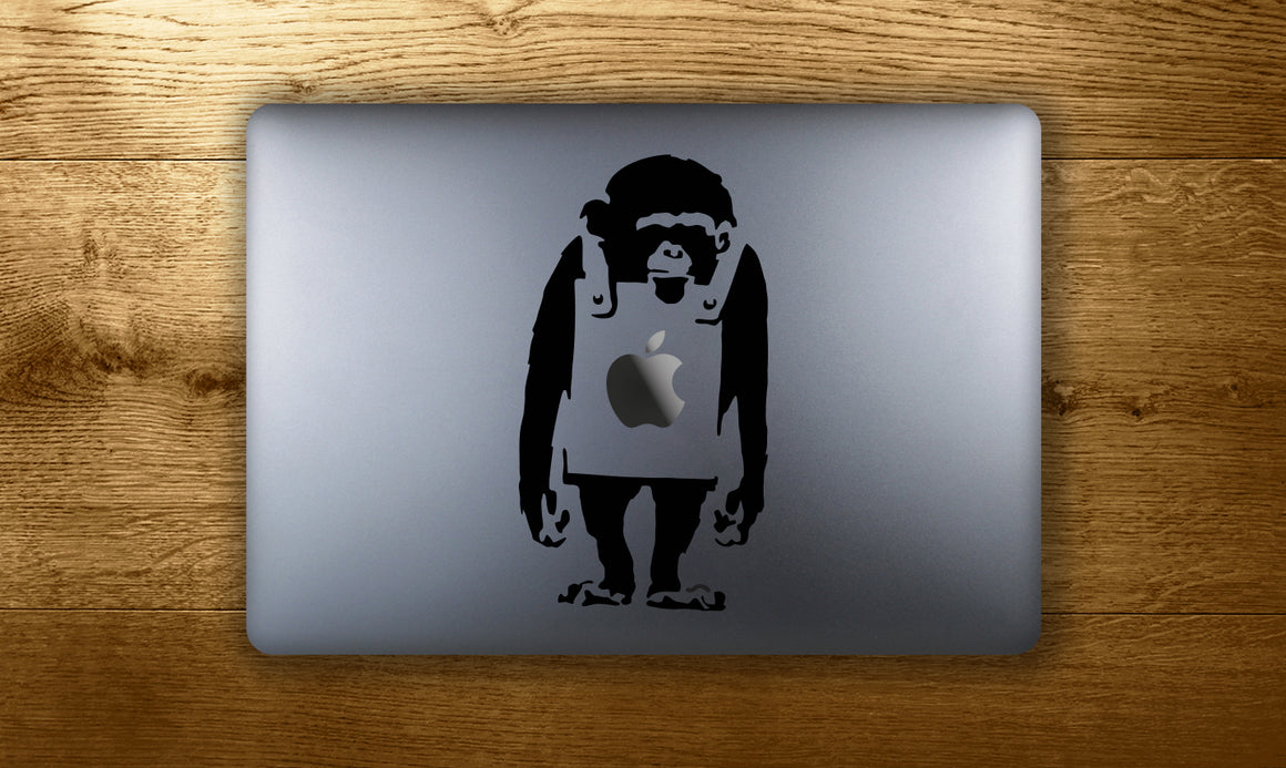 Banksy Monkey Business