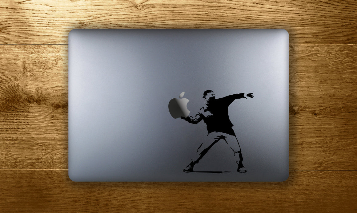 Banksy Throw