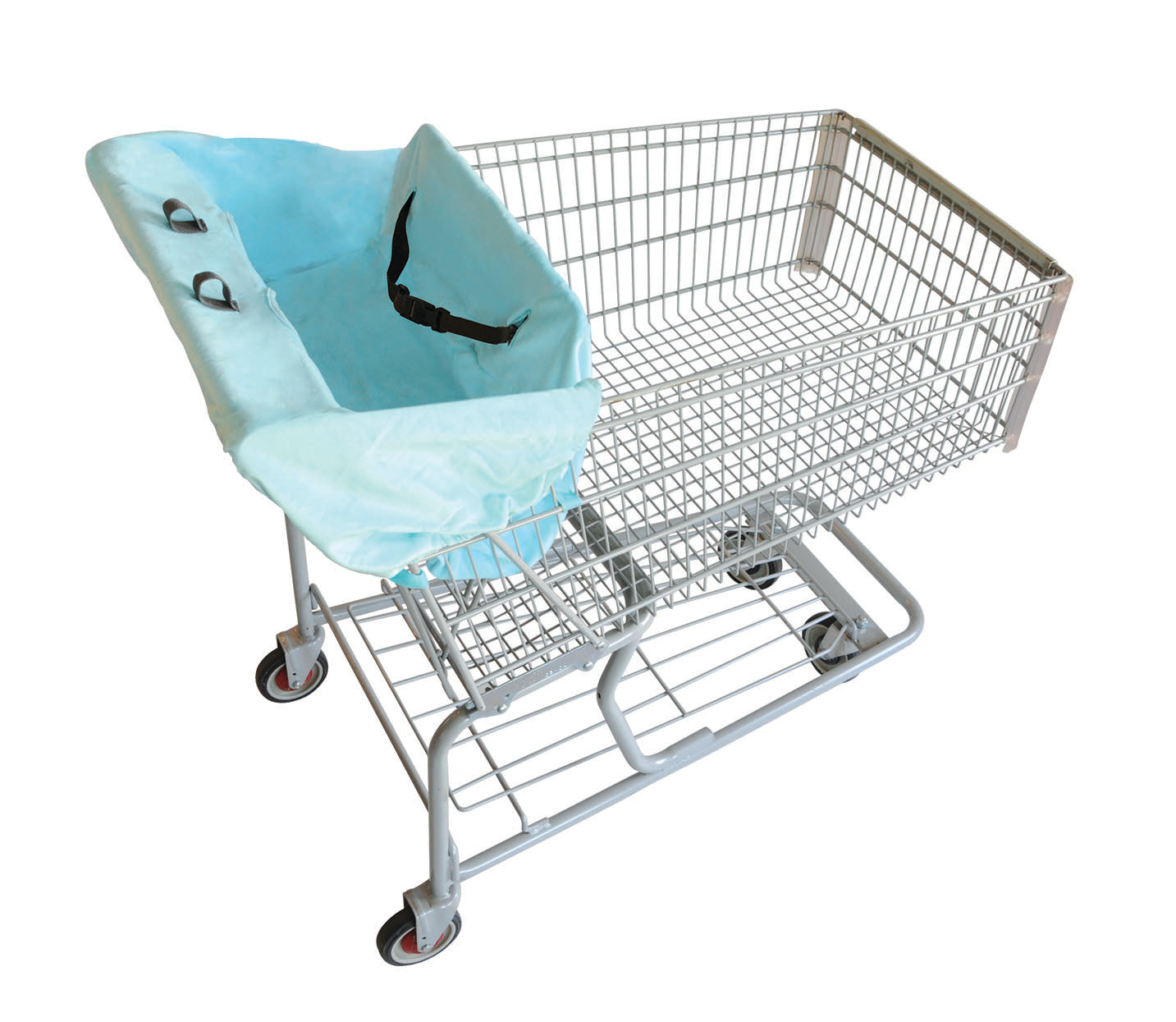 Peacock Mum Shopping Cart Cover