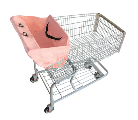 Pink Lemonade Shopping Cart Cover