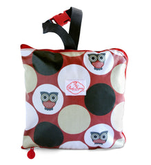 Owl Dots Shopping Cart Cover