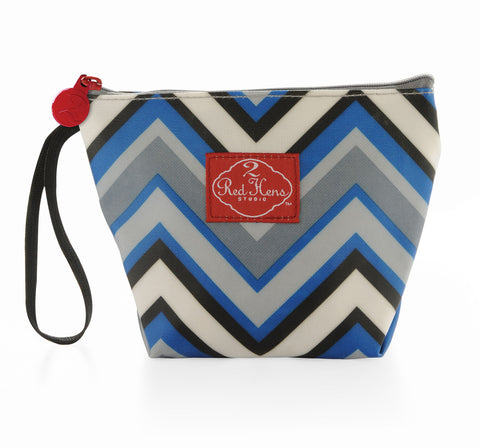 Chevron Stripes Make-up Bag