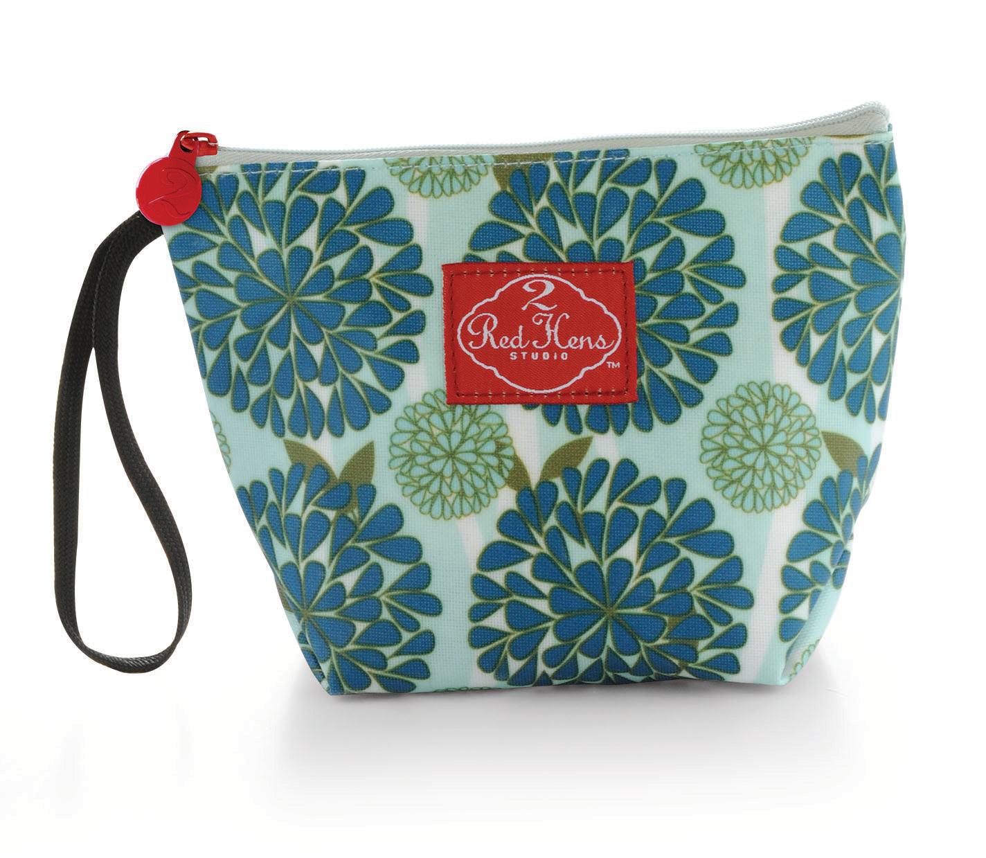 Peacock Mum Snack Bag Pouch