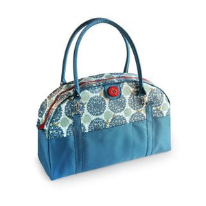 Peacock Mum Coop Carry-All Diaper Bag