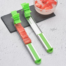 Load image into Gallery viewer, Stainless Steel Fruit Cutter